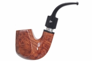 Butz-Choquin Tobacco Pipe  Marco Grained Brown Finish Shape C