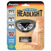 Energizer Head Lamp with 6 LED Lights