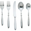 "Nikita  ""Bistro"" 20pc Forged 18/8 Stainless Steel Flatware Set"
