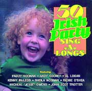 50 Irish Party Sing-a-longs