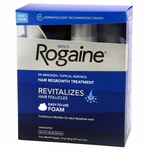 Extra Strength Rogaine Foam - 4 Months Supply