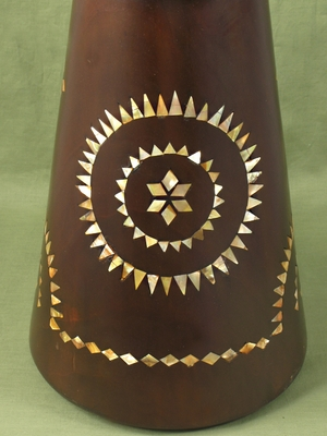 Tribal Shell Inlay