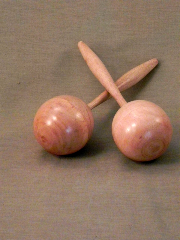 Hardwood Maracas (Set of 2)