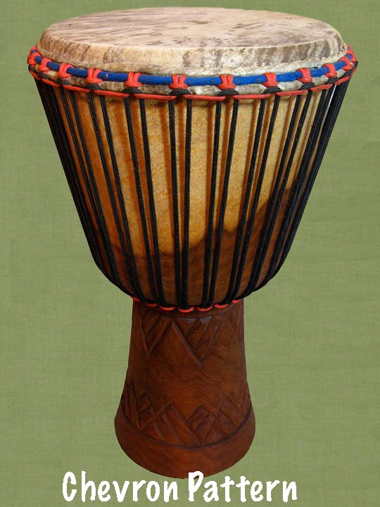 African/Guinean Djembes