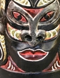 Ethnic Dayak Mask/1