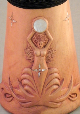 Goddess w/Shell Inlay XL