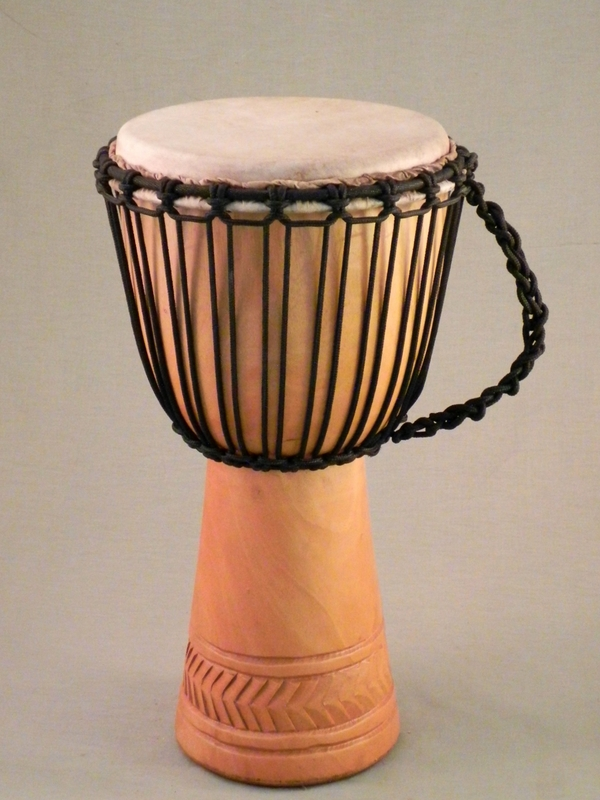 African Band Carved