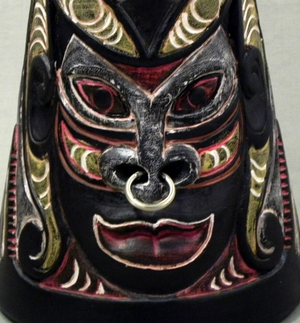 Ethnic Dayak Mask