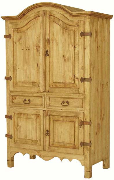 Rustic Armoire, Rustic Pine Armoire, Pine Wood Armoire