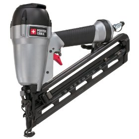 "Porter Cable DA250C 15 Gauge Angled Finish Nailer Kit 1""-2-1/2"""