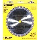 Dewalt DW9052 5-3/8 X 30T Cordless Carbide Saw Blade