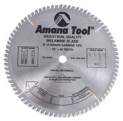 "Amana  MB10800 10"" 80T 25° H-ATB Double-Face Melamine Laminate Saw Blade"
