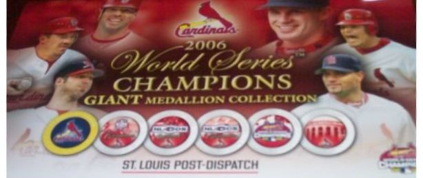 Click To Enlarge 2006 World Series Champions