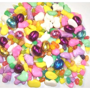 Create your own 1 Pound Easter Candy Basket