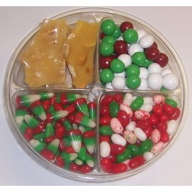 4 Pack Christmas Candy Combination