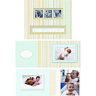Baby Boy Photo Scrap Combo Album - Jake - Discontinued