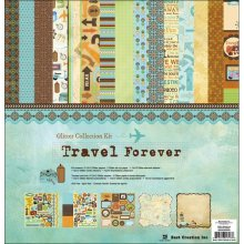 Travel Forever Collection Page Kit - Discontinued