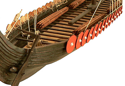 Viking Longship bow