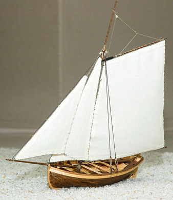Bounty Jolly Wood Ship Kit