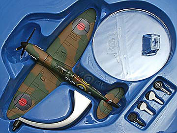 Supermarine Spitfire MKI Box Inside