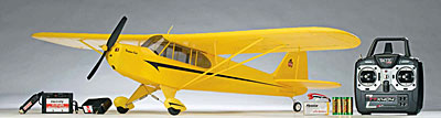 FlyZone Piper Super Cub