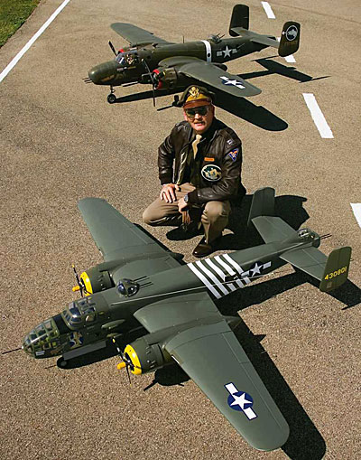 B-25 Mitchell Bomber Gold Edition