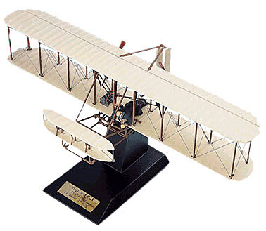 Wright Brothers Wright Flyer Quot Kitty Hawk Quot Wood Model