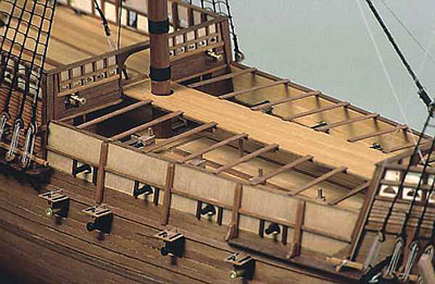Mary Rose Deck
