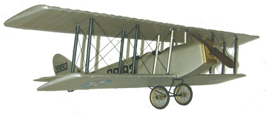 Curtiss Jenny Replica