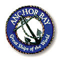 ANCHOR BAY SHIP and BOAT MODELS by HARBOUR LIGHTS