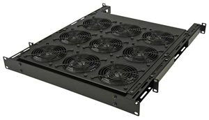 Server Rack Enclosure Fans