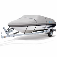 Classic Hurricane™ Trailerable Boat Cover 16' to 18.5'L  Model - C