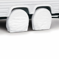 "Rv Wheel Covers 36"" to 39"" Model 5"