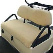 Classic Fleece Golf Car Seat Covers