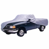 Bondtech Lite Truck Cover -  Mid-size P/U, EXT Cab, S/B up to 205""
