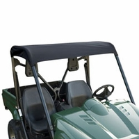 Kawasaki Mule 4000 / 4010 UTV Roll Cage Top - Black
