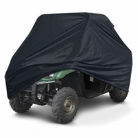 "UTV Storage Cover UTVs with Roll Cages up to 120""L - Black"