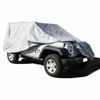 Silvertech Custom 76-06 Jeep Wrangler Cover