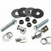 Key Lock Style Hood Pins Kit