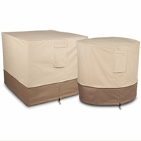 Classic Veranda Air Conditioner Covers - Square