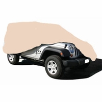 Softbond Custom 76-06 Jeep Wrangler Cover