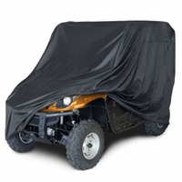 UTV Extended Roll Cage Cover Black
