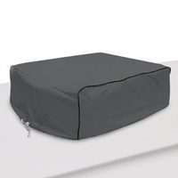 RV AC Cover Gray Model 2