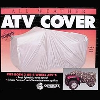 Coverite Silvertech ATV / UTV Cover