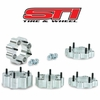 "2 - Yamaha Rhino 1.0"" Billet Aluminum Wheel Spacers Pair"