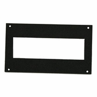 Yamaha Rhino Dash Cover Plate For Mounting Radio Mount