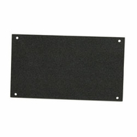 Yamaha Rhino Dash Cover Plate For Mounting Gauges GPS