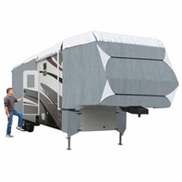 Extra Tall 5th Wheel Cover 33' to 37'L Deluxe Model 5