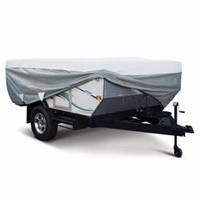 Folding Camper Cover Deluxe 10' to 12'L Model 2