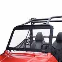 Polaris RZR UTV Windshield - Black
